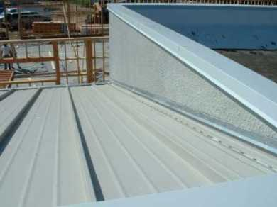 Metal Flashing Membranes