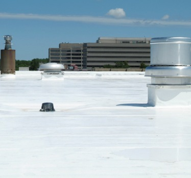 single ply roofing systems