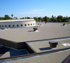 Burmastic Built Up Roofing Systems