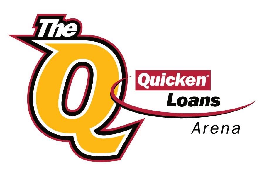 Cleveland Cavaliers Quicken Loans Arena Select Tremco